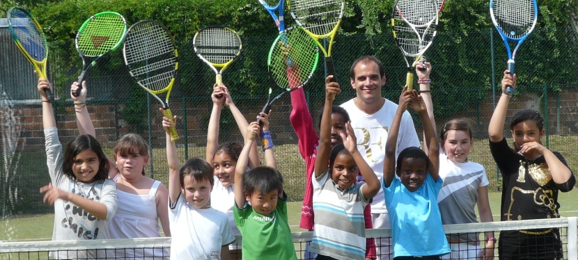Ecole de Tennis (de 6 à 8ans)