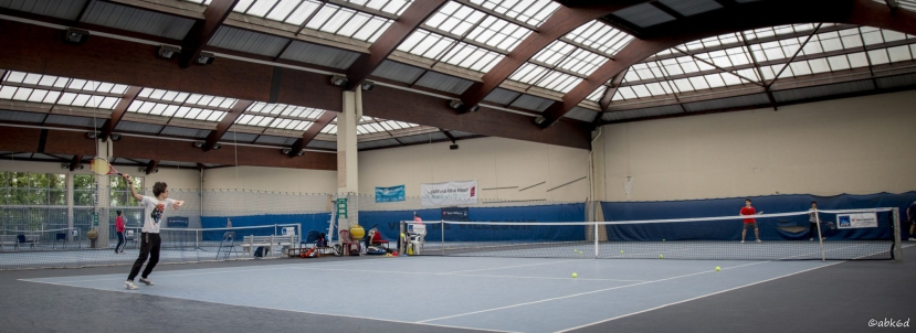 Académie de Tennis (+de 9ans)