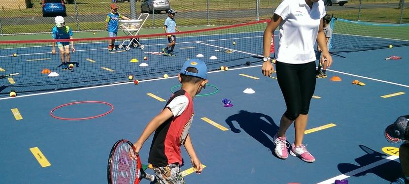 Mini Tennis (de 4 à 5ans)